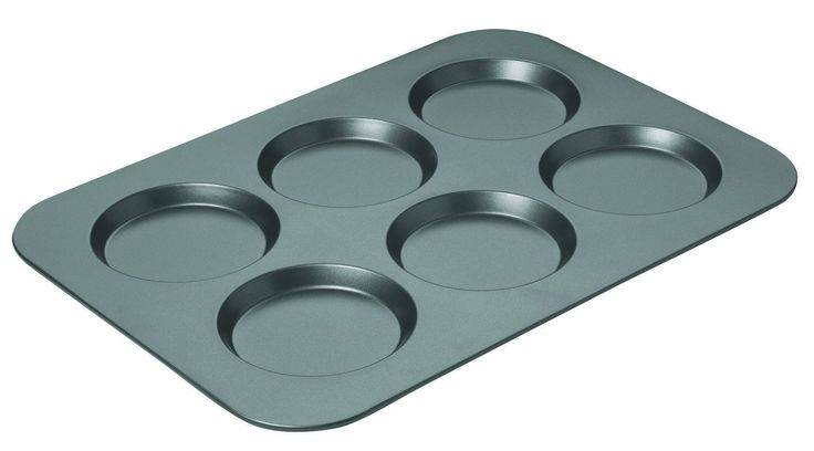 Amazon.com: Chicago Metallic Non-Stick Original Muffin Top Pan: Kitchen & Dining