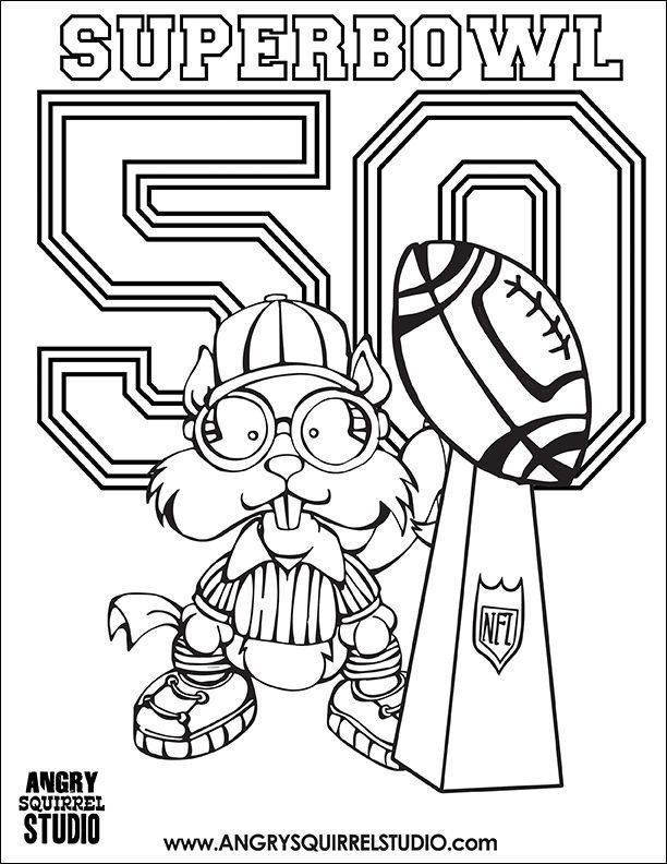 Super Bowl 50 Coloring Page Pin By Cathi Strait On Coloring Pages In 2020 Coloring Pages Free Coloring Pages Disney Princess Coloring Pages
