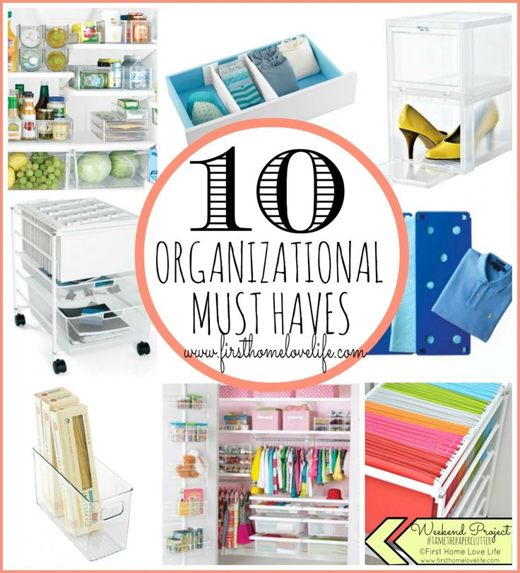 TOP10 container store must haves