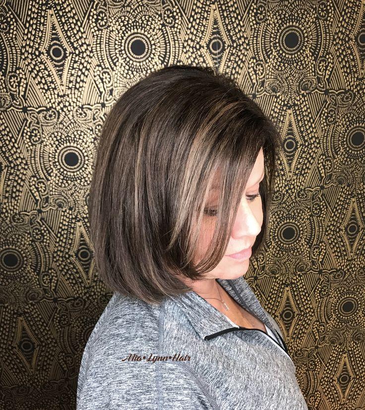 Dimensional brunette #brunette  #dimensionalhair #hair #haircolor #highlights