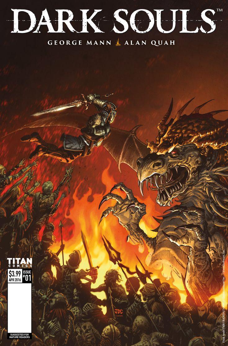 Comic Book Preview Dark Souls 1 Dark souls, Dark souls