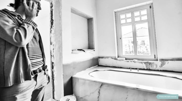 W trakcie prac. #interior #bathroom