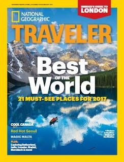 National Geographic Traveler USA - December 2016-January 2017