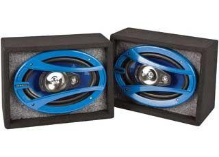 New GoodsJebson 6x9 Boxed Car Speakers| AudioJebson 6x9 Boxed Car Speakers| Cash…