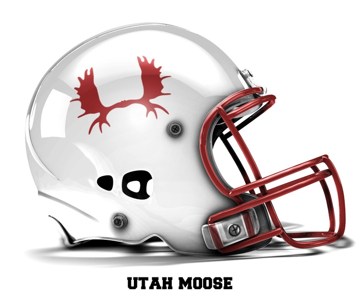 University Of Utah Football Helmet