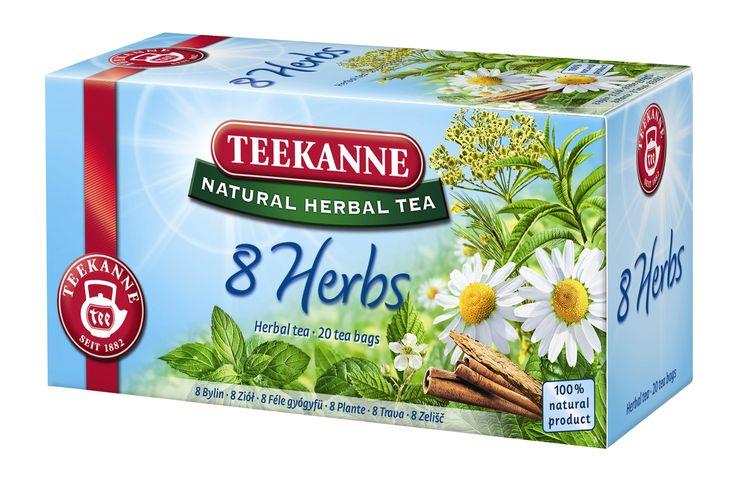 8 herbs