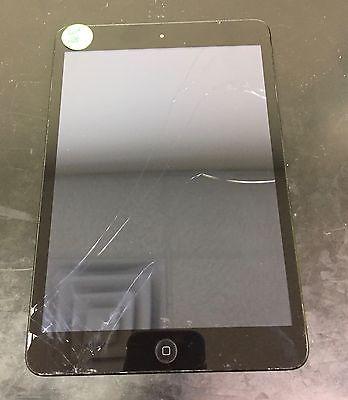 Apple iPad mini 1st Generation 32GB Wi-Fi 7.9in - Black & Slate- As Is