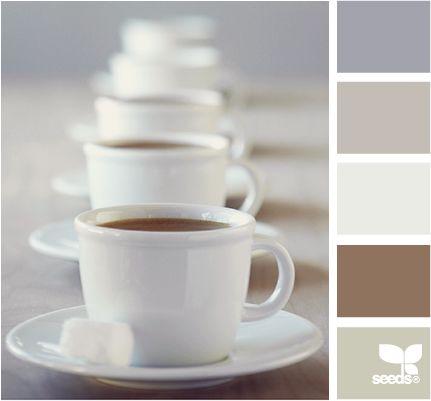 coffee tones