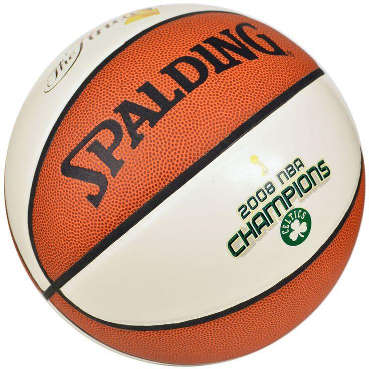 Spalding The Finals Boston Celtics 2008 #NBA Champions #Basketball from $488.88