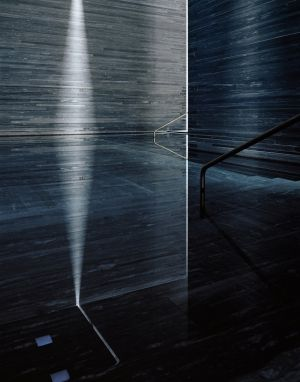 | SPA | #ThermeValsSpa by #PeterZumthor _ © #HélèneBinet.  Luxury is all in the details. If you have yet to visit, this place is heaven to the senses. The works of this icon and the attention to detail is exceeds lovers of design and those who appreciate great interiors, every moment in this place is a moment to be grateful for.