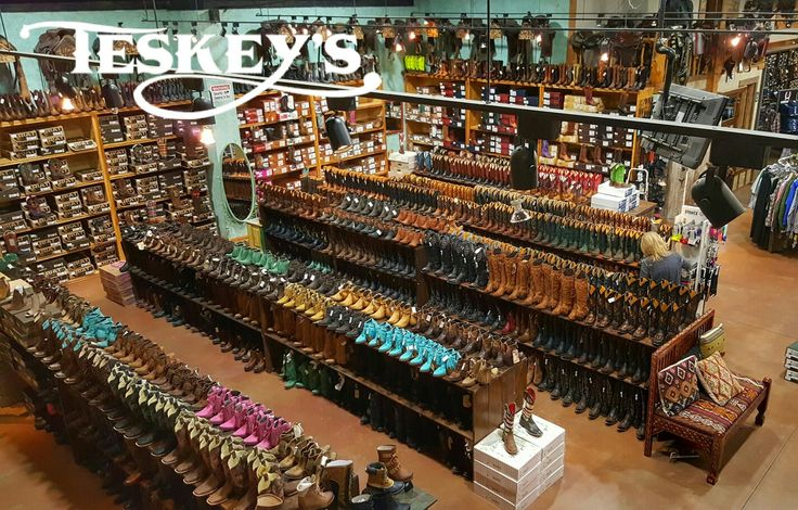 💥Boot shopping? Don't forget about Teskey's! We've got boots for days! Men's, Women's and Kids!  Stop by or visit www.teskeys.com!  #Teskeysstyle #Teskeys #boutique #cowgirlfashion #cowgirlboots #Bootsfordays #Justforher #stairwaytoheaven #Libertyblack #oldgringo #ariat #Lucchese #Boots #cowgirl #Cowboy #thesebootsaremadeforwalking #rodeo #westernfashion #WeatherfordTX