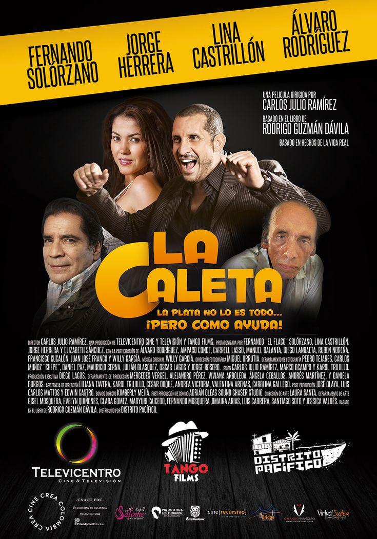 Cine colombiano: La Caleta | Proimágenes Colombia Novel Movies, Films, Tango, Novels, Movie Posters, Mary, Black, Real Life, Movies