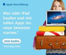 80€ Geschenkkarte beim Kauf eines Macs oder 40€ beim Kauf eines iPads + 2,5% Cashback >> http://de.igraal.com/gutschein/Apple-Store #apple #iGraal #gutschein