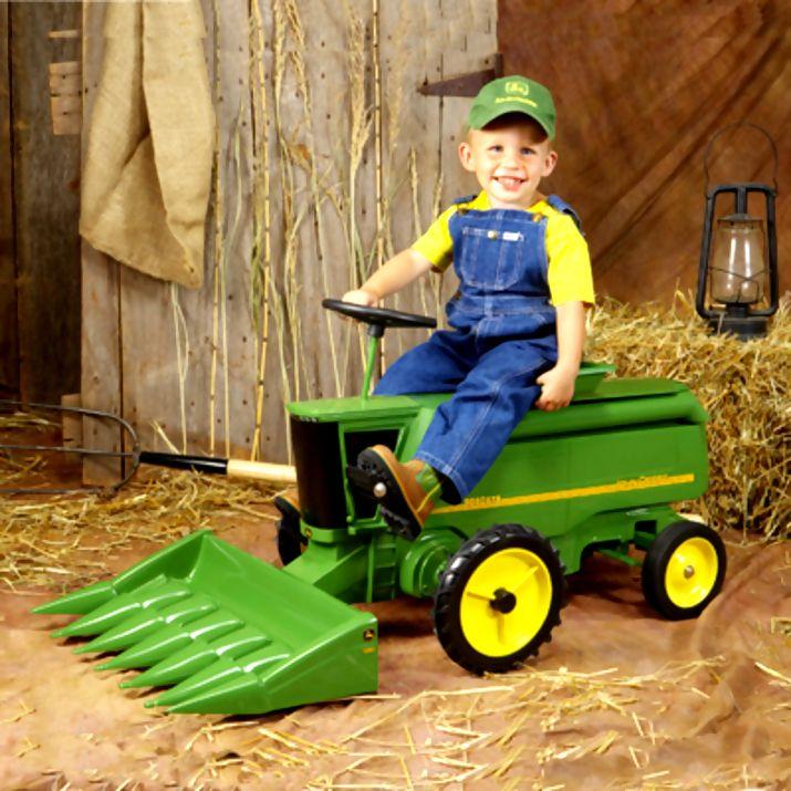 john deere   john deere kid24 John Deere Tractors and the Kids Who Love Them (24 ...