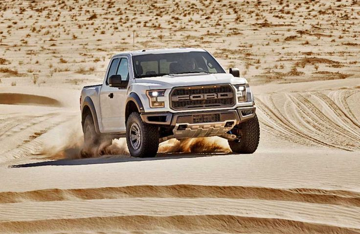 2017 Ford Raptor Comprehensive Guide to Maximum Towing