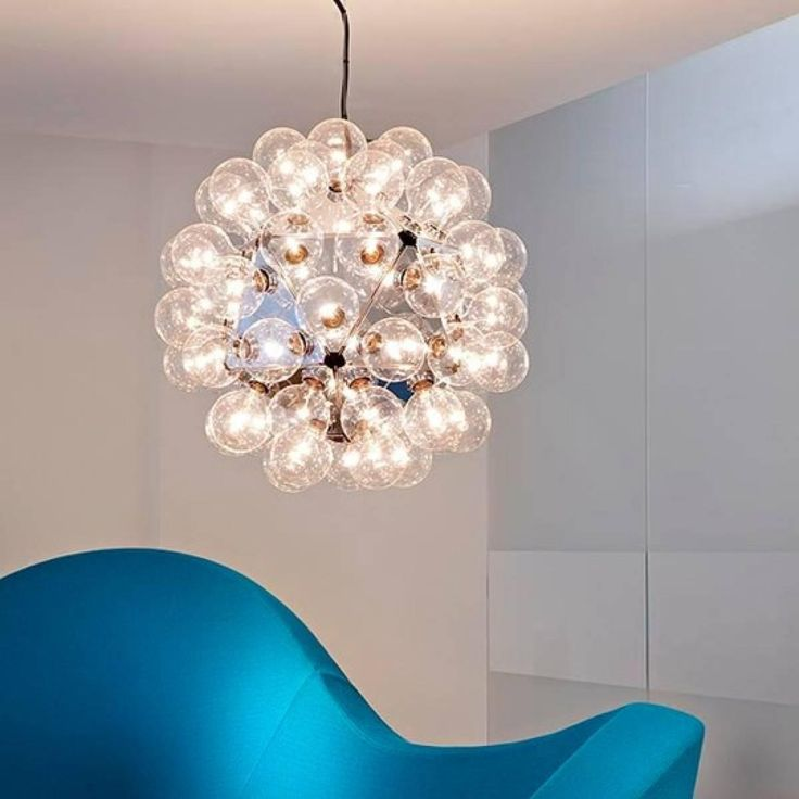Flos Taraxacum Pendant Light Chandelier | From a unique collection of antique and modern chandeliers and pendants at https://www.1stdibs.com/furniture/lighting/chandeliers-pendant-lights/