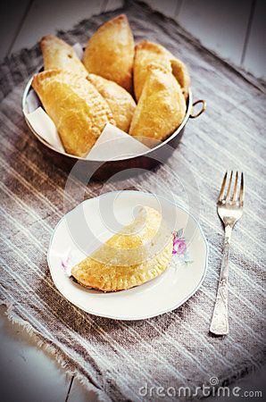 Finnish Meat Pastry