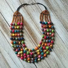 colombiarte collares artesanales colombianos en argentina - Buscar con Google