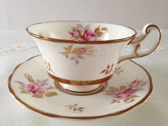 Coalport China thee kopje en schotel theekopje Set