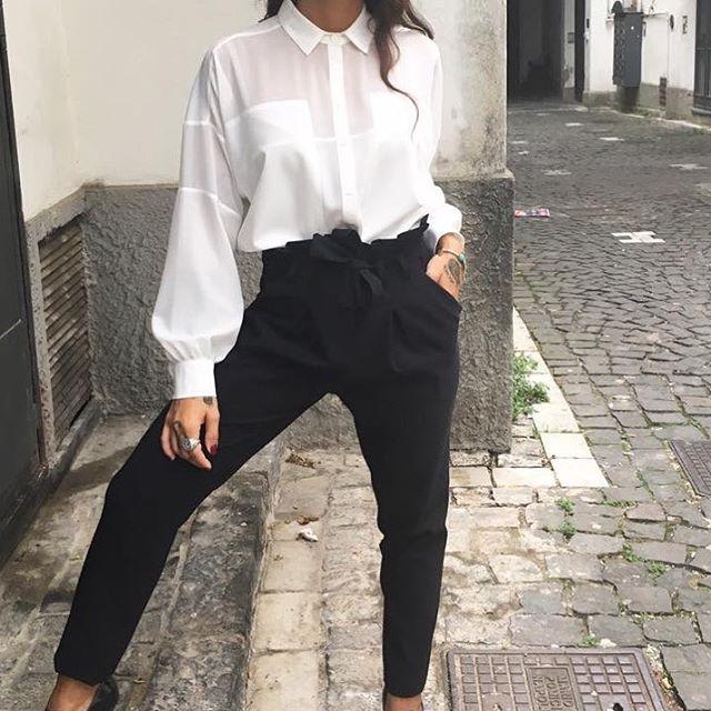❄️☃️❄️ #siennafashion  #shirt #trousers