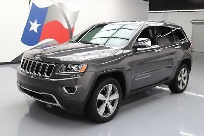 eBay: 2015 Jeep Grand Cherokee 2015 JEEP GRAND CHEROKEE LIMITED SUNROOF REAR CAM 29K #957242 Texas Direct Auto #jeep #jeeplife