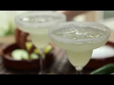 Cocktail Recipes - How to Make Jalapeño and Cucumber Margaritas - YouTube