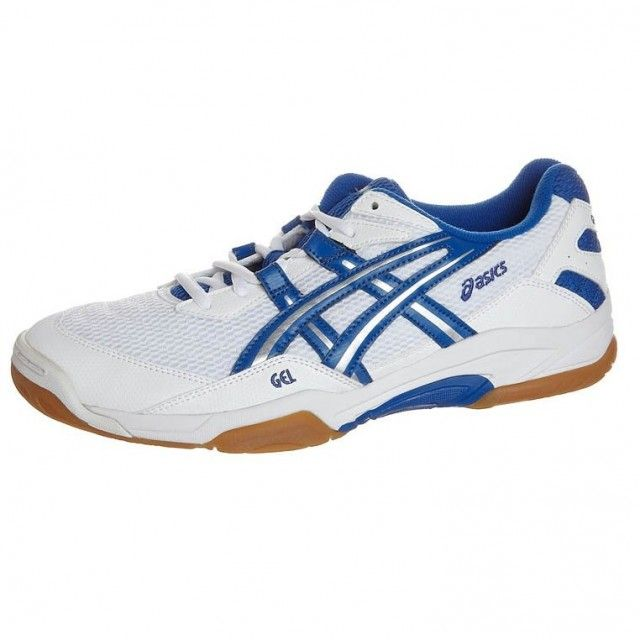 Asics Gel Hunter 2 Squash Shoes - White