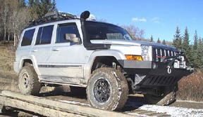 Jeep Commander lifts, suspension, offroad parts & accessories at the lowest prices