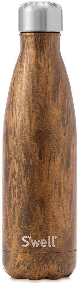 Swell S'well 17-oz. Teak Wood Water Bottle