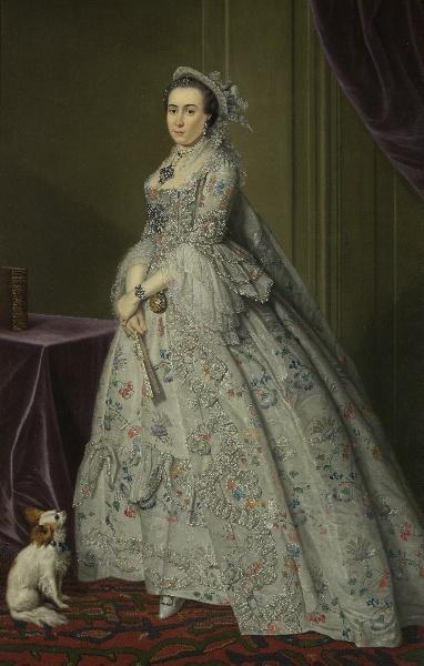 @RijksmuseumT Regters 'Portret van een dame' het diamanten horloge, de ketting met parels wijzen op grote rijkdom! #collectievissen http://t.co/yp9BBGwq