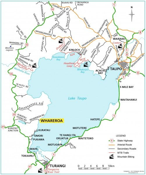 Whareroa Village | Lake Taupo's Best Kept Secret