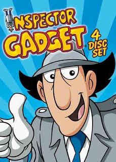 El inspector Gadget.
