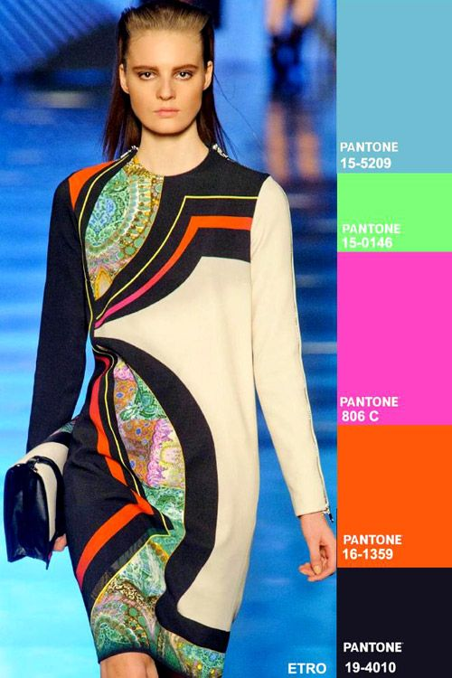 2014 trend fashion colore | Colors fashion trend forecast: Fall-Winter 2014/2015 key color combos ...