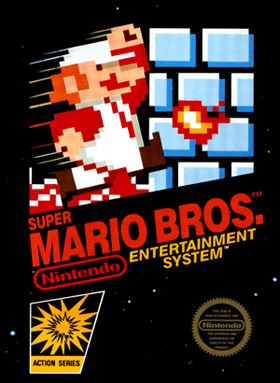 Super Mario Bros. - NES and Emulation