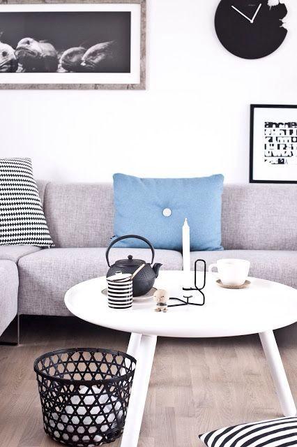 Sunny swedish apartment