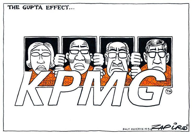 MUST READ! Inside story of how KPMG did the Devil's Work at SARS, framed Gordhan - BizNews.com