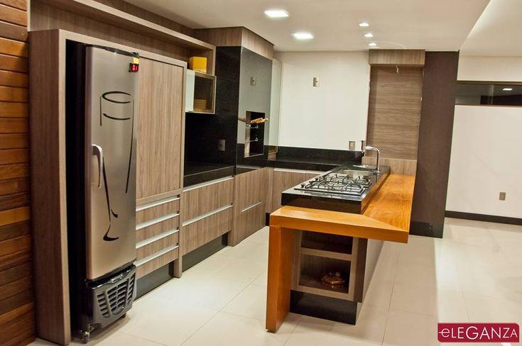 Cozinha mdf zurich masisa eleganza m veis cozinha for Kitchen design zurich