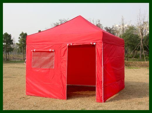 EZ Pop Up Canopy Tent 10 x 10 enclosure wall kit(Select Color)
