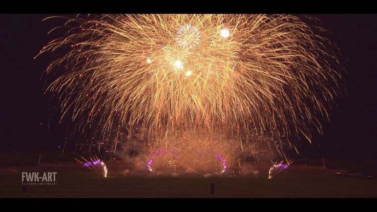 Pyronale 2016 - Pyro Events (Romania) Gold Cup [Fireworks, Feuerwerk]