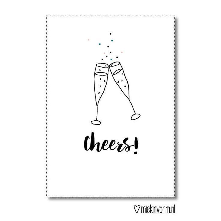 Kaart Cheers!