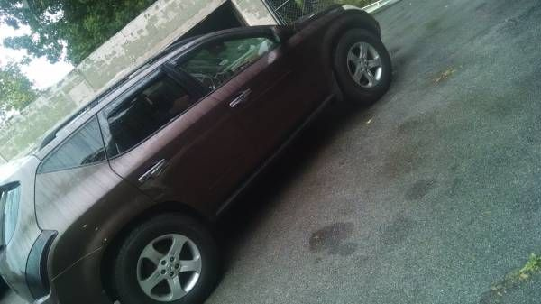 2003 NISSAN MURANO (Hilton) $1300: < image 1 of 4 > 2003 NISSAN MURANO condition: goodcylinders: 6 cylindersdrive: 4wdfuel: gaspaint color:…