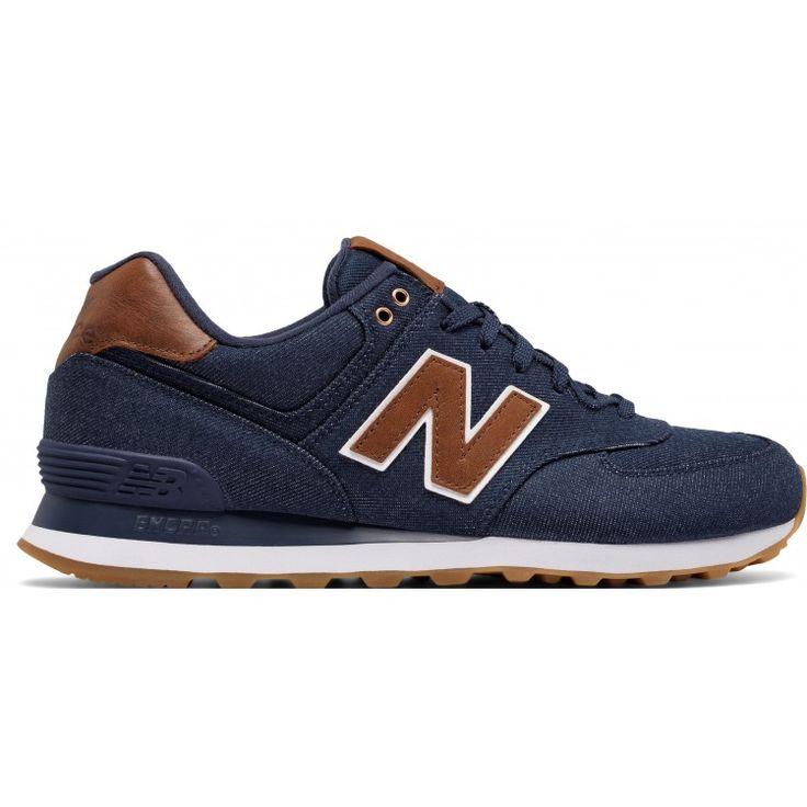 john-andy.com | New Balance Ανδρικά ML574TXB Sneakers
