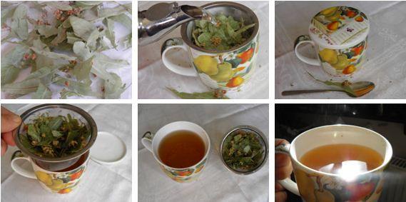 hársfa tea készítése.JPG