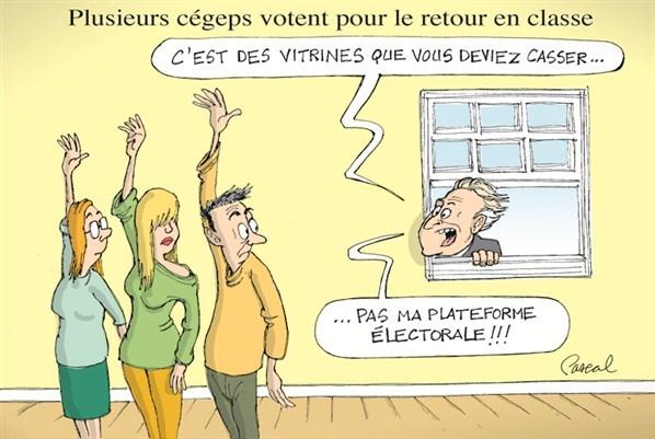 Caricature du jour - Vendredi 17 août (© Pascal Elie)