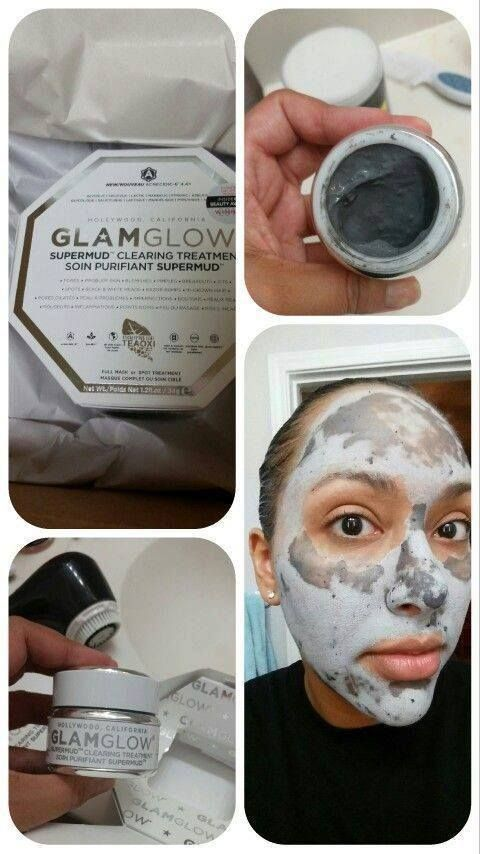 Super Clearing Treatment Mud Mask