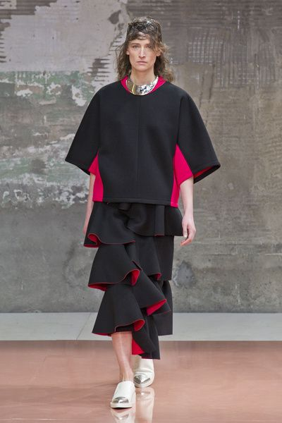 MMD FW 2014/15 – Marni. See all fashion show on: http://www.bmmag.it/sfilate/mmd-fw-201415-marni/ #fall #winter #FW #catwalk #fashionshow #womansfashion #woman #fashion #style #look #collection #MMDFW #marni