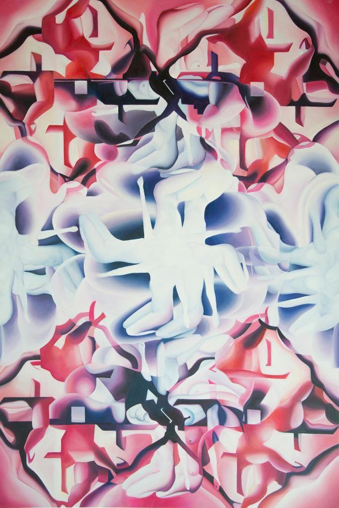 F by Agata Przyzycka #art #artist #painting #drawing - Beauton Art Gallery - http://beautonart.com | http://beautonart.dk