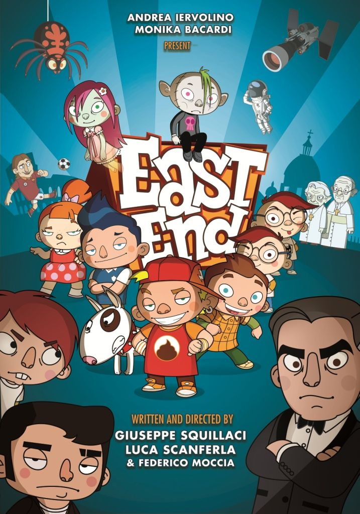 EAST END Status: in production