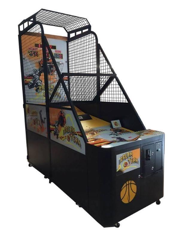 Dream Team Basketball Arcade Game Full Size Brand New Basketball Arcade Games Dream Team Basketball Arcade