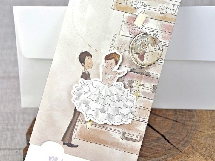 FashioNozze crea e personalizza le vostre partecipazioni nuziali, offrendovi articoli di qualità e permettendovi di scegliere tra materiali, stili e colori differenti l'invito di matrimonio che meglio vi rappresenta. Articoli offerti FashioNozze